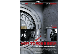 HOW TO ROB A BANK [DVD]