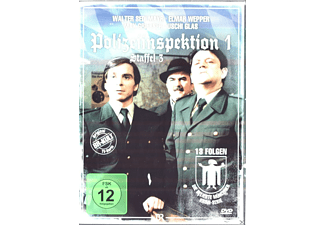 Polizeiinspektion 1 - Staffel 3 [DVD]