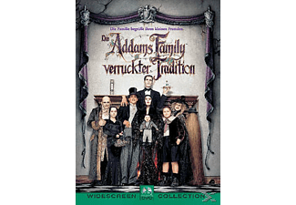 ADDAMS FAMILY IN VERRÜCKTER TRADITION [DVD]