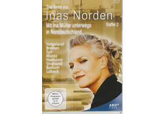 Inas Norden - Staffel 2 - Best of - (DVD)