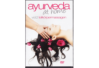 Ayurveda At Home Vol. 2 - Teilkörpermassagen - (DVD)