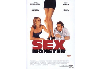 SEX MONSTER - (DVD)