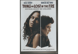 THINGS WE LOST IN FIRE - HOFFNUNG BEGINN MIT LOSLA - (DVD)
