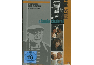 Claude Chabrol Collection 4 [DVD]
