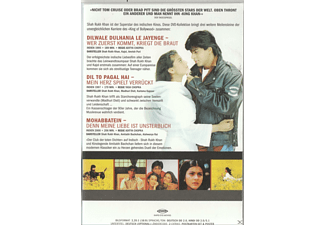 Shah Rukh Khan Collection 2 [DVD]