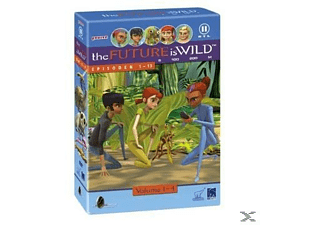 The Future Is Wild - Box 1 - (DVD)