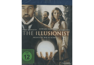 THE ILLUSIONIST - (Blu-ray)