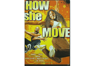 HOW SHE MOVES - (DVD)