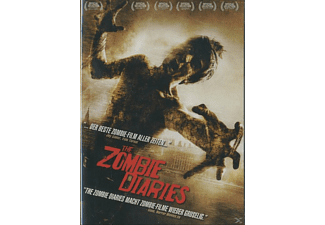 The Zombie Diaries - (DVD)