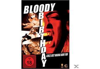Bloody Birthday [DVD]