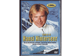 Hansi Hinterseer Box 2/ Teil 4 - 6 - (DVD)