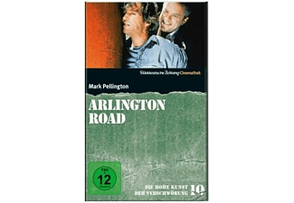 ARLINGTON ROAD - 10 (CINEMATHEK POLITTHRILLER) [DVD]