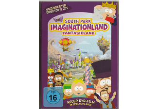 SOUTH PARK IMAGINATIONLAND - (DVD)