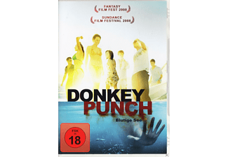 Donkey Punch - Blutige See - (DVD)