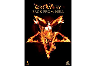 Crowley - Back from Hell - (DVD)