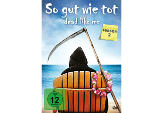 So gut wie tot - Season 2 [DVD]
