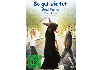 DEAD LIKE ME-SO GUT WIE TOT - THE MOVIE [DVD]