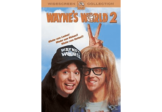 WAYNE S WORLD 2 - (DVD)