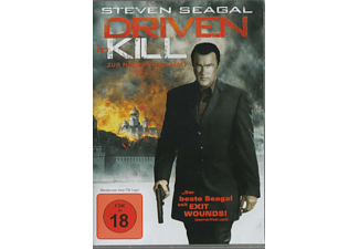 DRIVEN TO KILL - ZUR RACHE VERDAMMT! - (DVD)