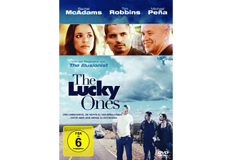 THE LUCKY ONES - (DVD)