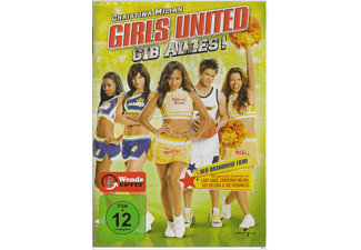 GIRLS UNITED 5 - GIB ALLES [DVD]