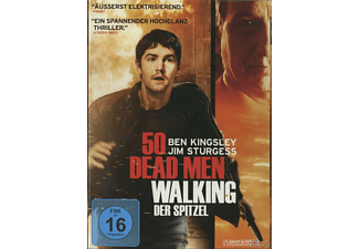 50 DEAD MEN WALKING - DER SPITZEL [DVD]