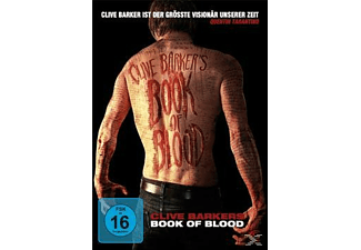 Book of Blood - (DVD)