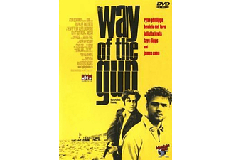 THE WAY OF THE GUN - (DVD)