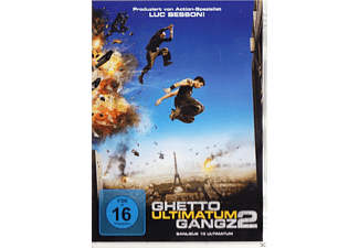 Ghettogangz 2 - Ultimatum [DVD]