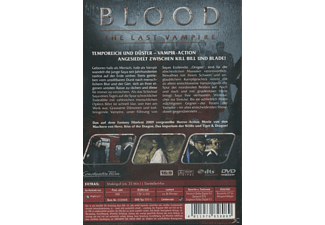 BLOOD - THE LAST VAMPIRE - (DVD)