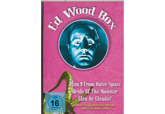 Ed Wood Box (3 DVDs) - (DVD)