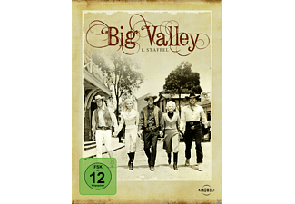Big Valley - Staffel 1 [DVD]