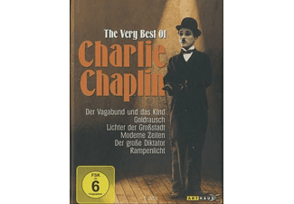 The Very Best of Charlie Chaplin - (DVD)