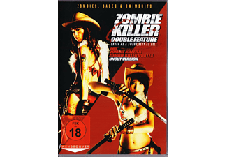 Zombie Killer Double Feature - Sharp As A Sword, Sexy As Hell - (DVD)