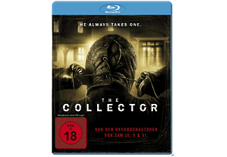 The Collector - He always takes one - (Blu-ray)