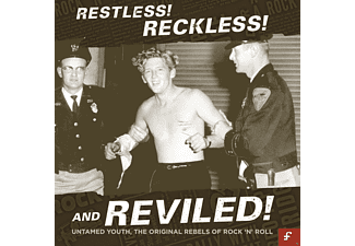 VARIOUS - Restless! Reckless! And Reviled! - (CD)