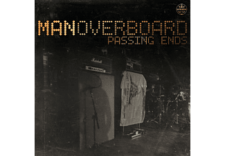 Man Overboard - Passing Ends [CD]
