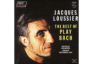 Jacques Loussier - Best Of Play Bach - (CD)