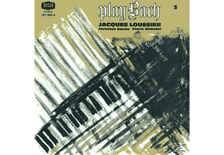 Jacques Loussier - Play Bach ? 3 [CD]