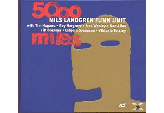 Nils Funk Unit With Tim H Landgren;Nils Landgren Funk Unit - 5.000 Miles [CD]