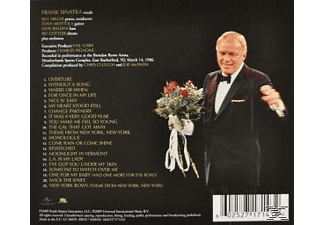 Frank Sinatra - Live At Meadowlands [CD]