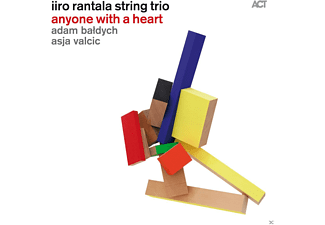 Iiro Rantala String Trio - Anyone With A Heart [CD]