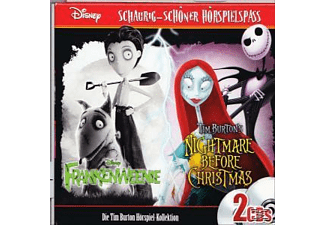 Walt Disney - Disney 2er Box: Frankenweenie/Nightmare before Christmas - (CD)