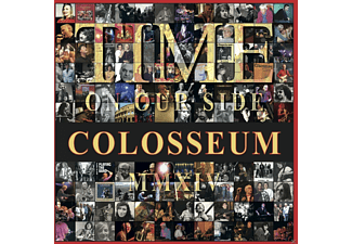 Colosseum - Time On Our Side - (CD)
