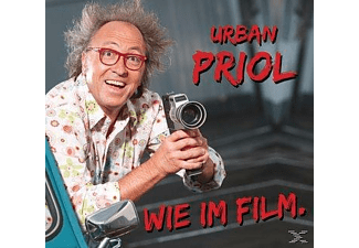 Urban Priol - Wie im Film - (CD)