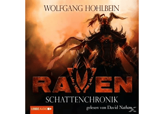 Raven - Schattenchronik - 6 CD - Science Fiction/Fantasy