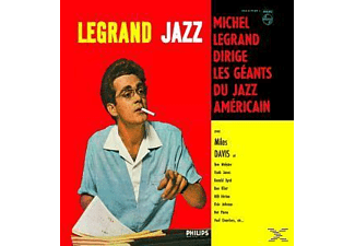 Michel Legrand - Legrand Jazz [CD]