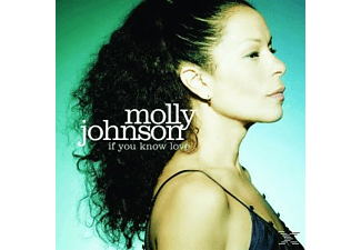 Molly Johnson - If You Know Love [CD]