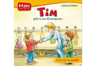 Tim geht in den Kindergarten - (CD)
