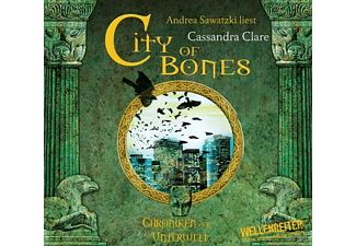 City Of Bones - (CD)